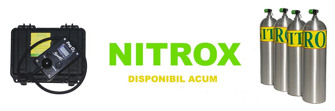 scufundari cu nitrox